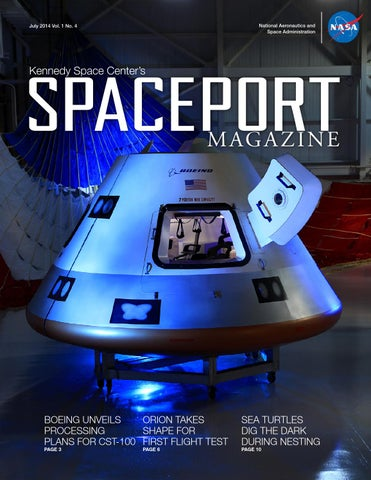 Spaceport Magazine – July 2014 by NASA's Kennedy Space ...