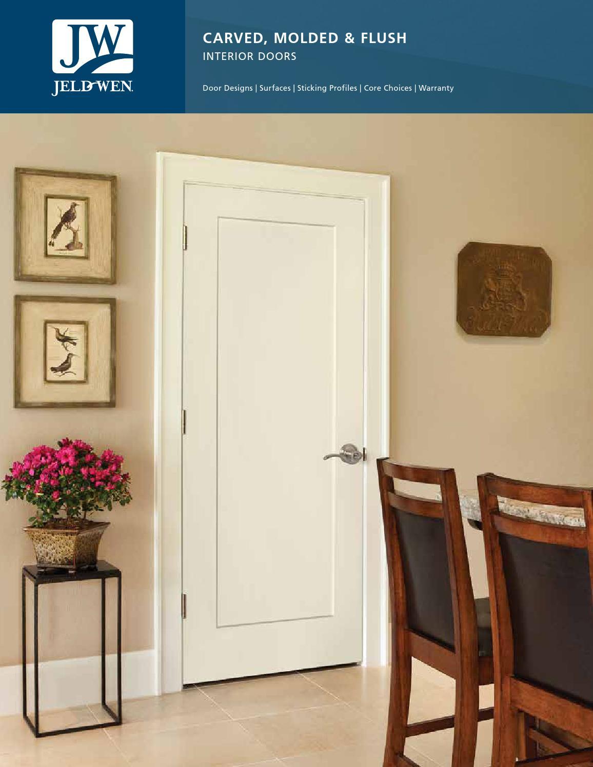Jeld Wen Interior Doors By Meeks Lumber Hardware Issuu