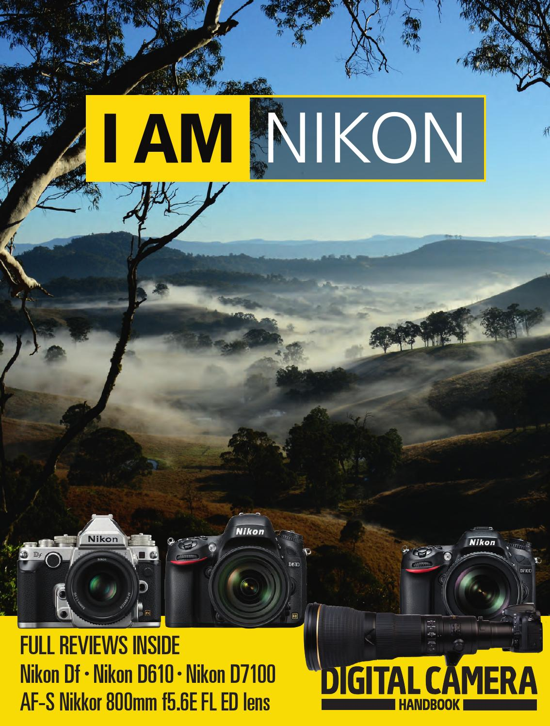 NIKON - Digital Camera Handbook by nextmedia Pty Ltd - issuu