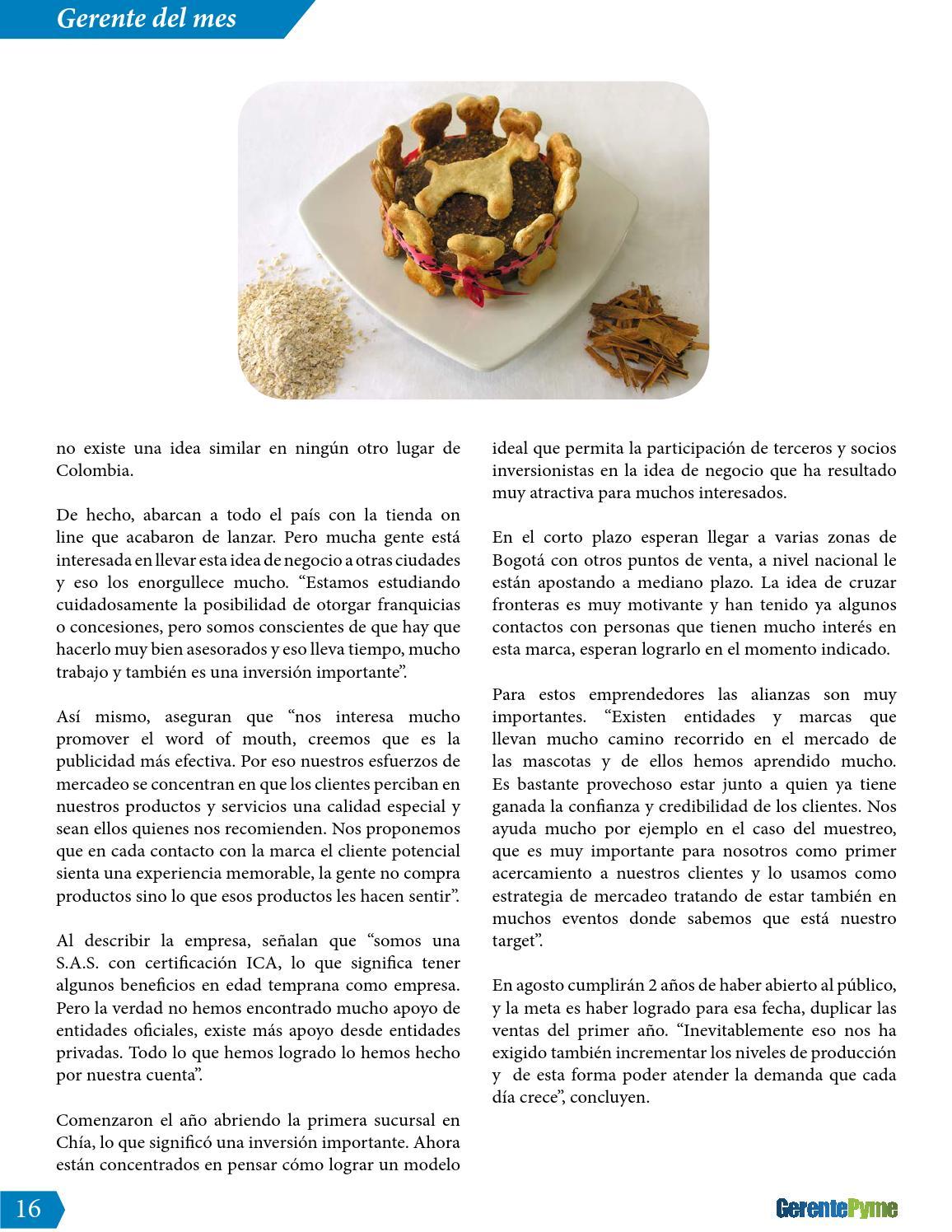 Revista Gerente Pyme edicion julio 2014 by Revista Gerente Pyme - issuu
