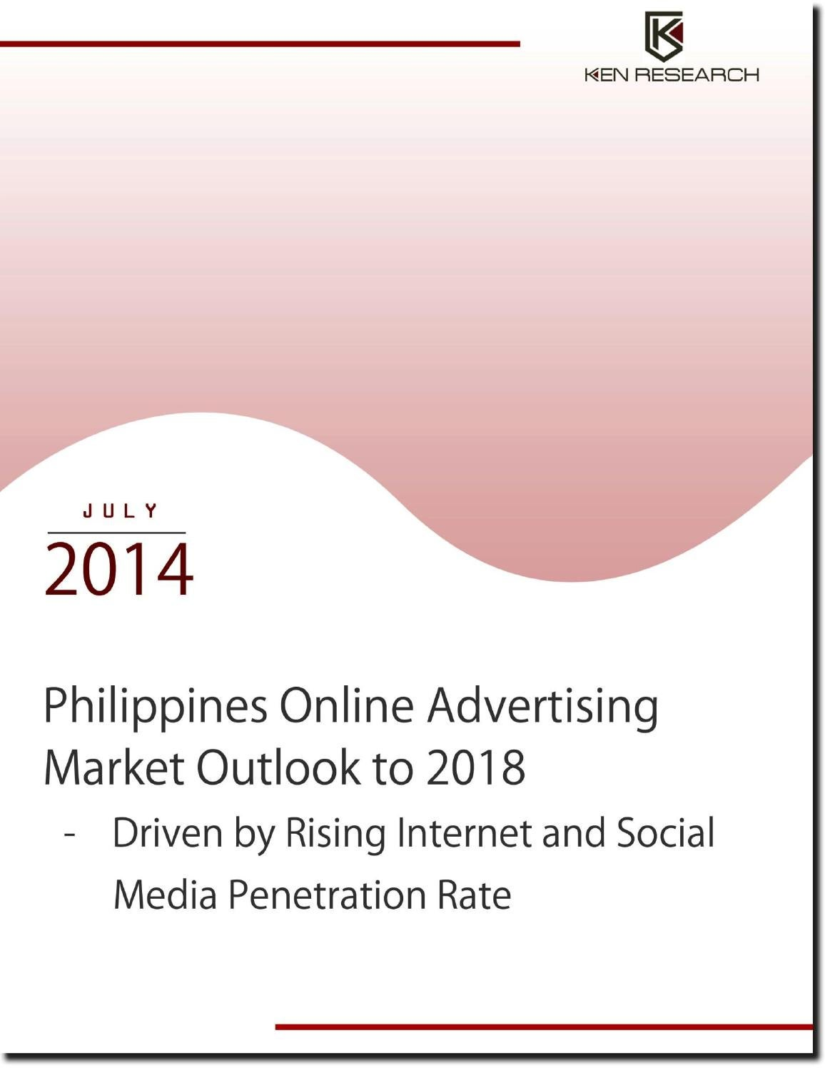 philippines online gaming industry outlook essay Playing to win the outlook for the global  study dedicated to the casino gaming industry and the online gaming sector  in the philippines,.