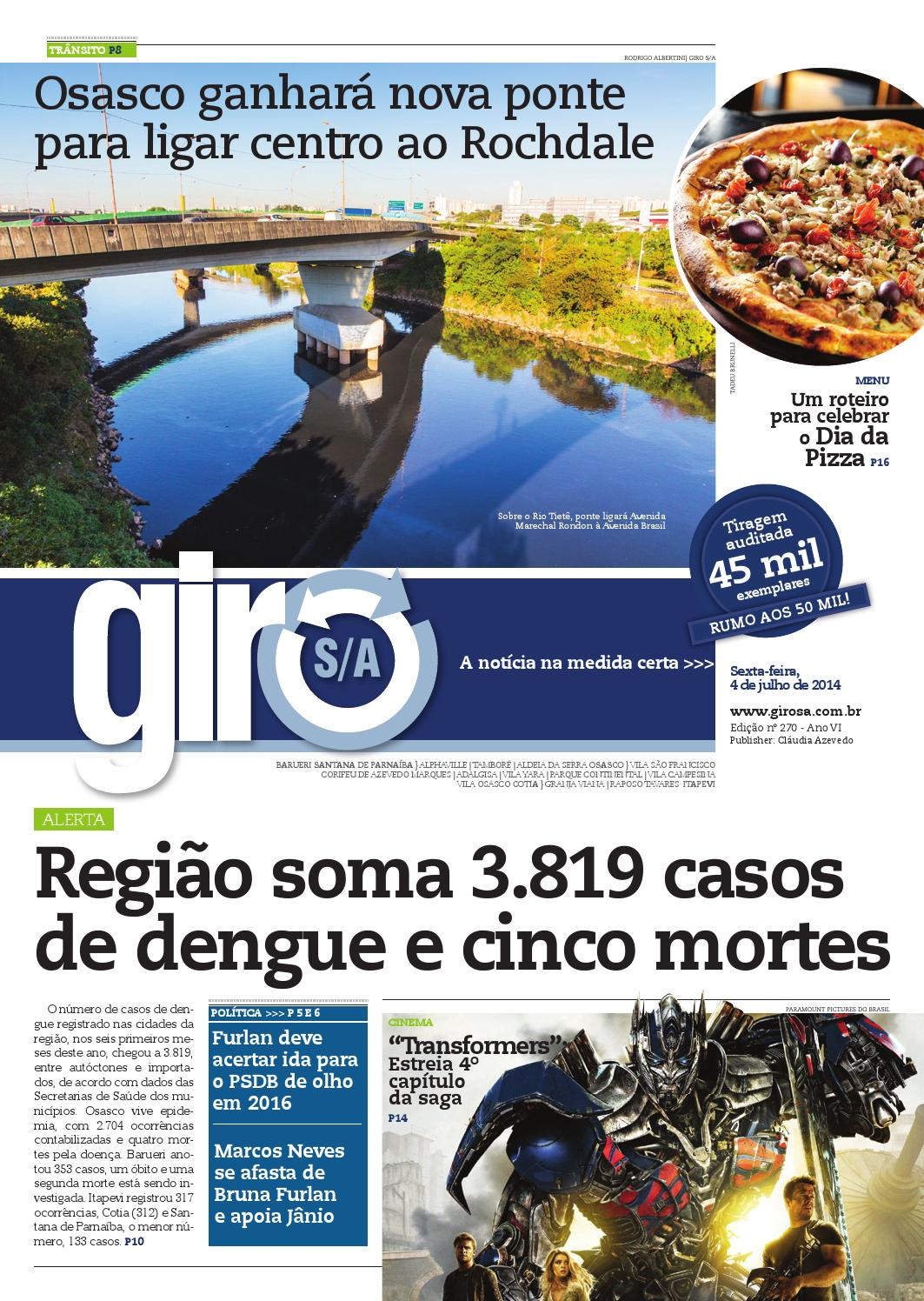 Jornal Giro S/A 270 by Agência Impacto - issuu