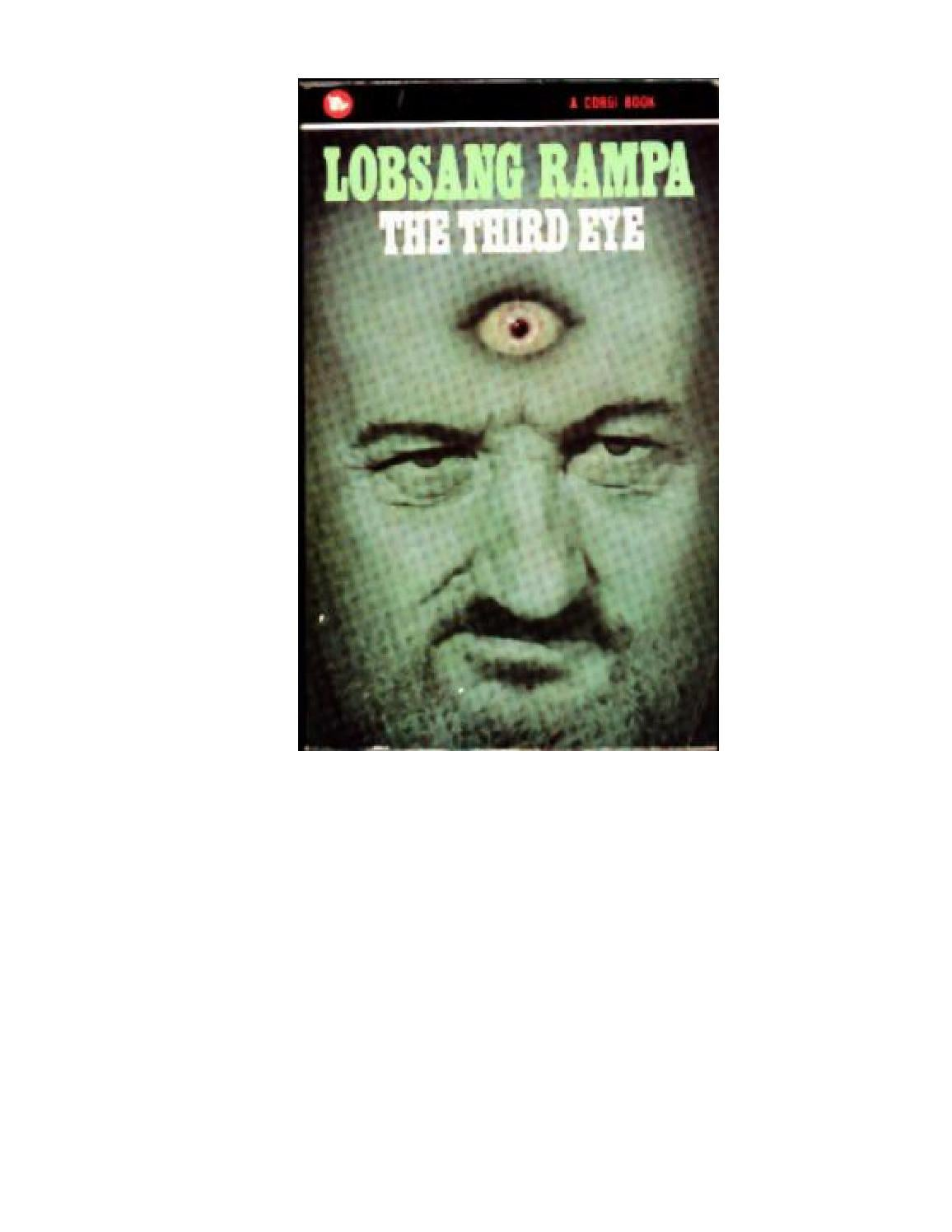 character analysis of karen connors in the third eye by lobsang rampa Https://www.