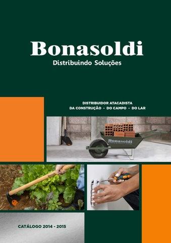 a63b259c0c4fe Catálogo Bonasoldi 2014-2015 by Paulo Sergio Rodrigues Ghisio - issuu