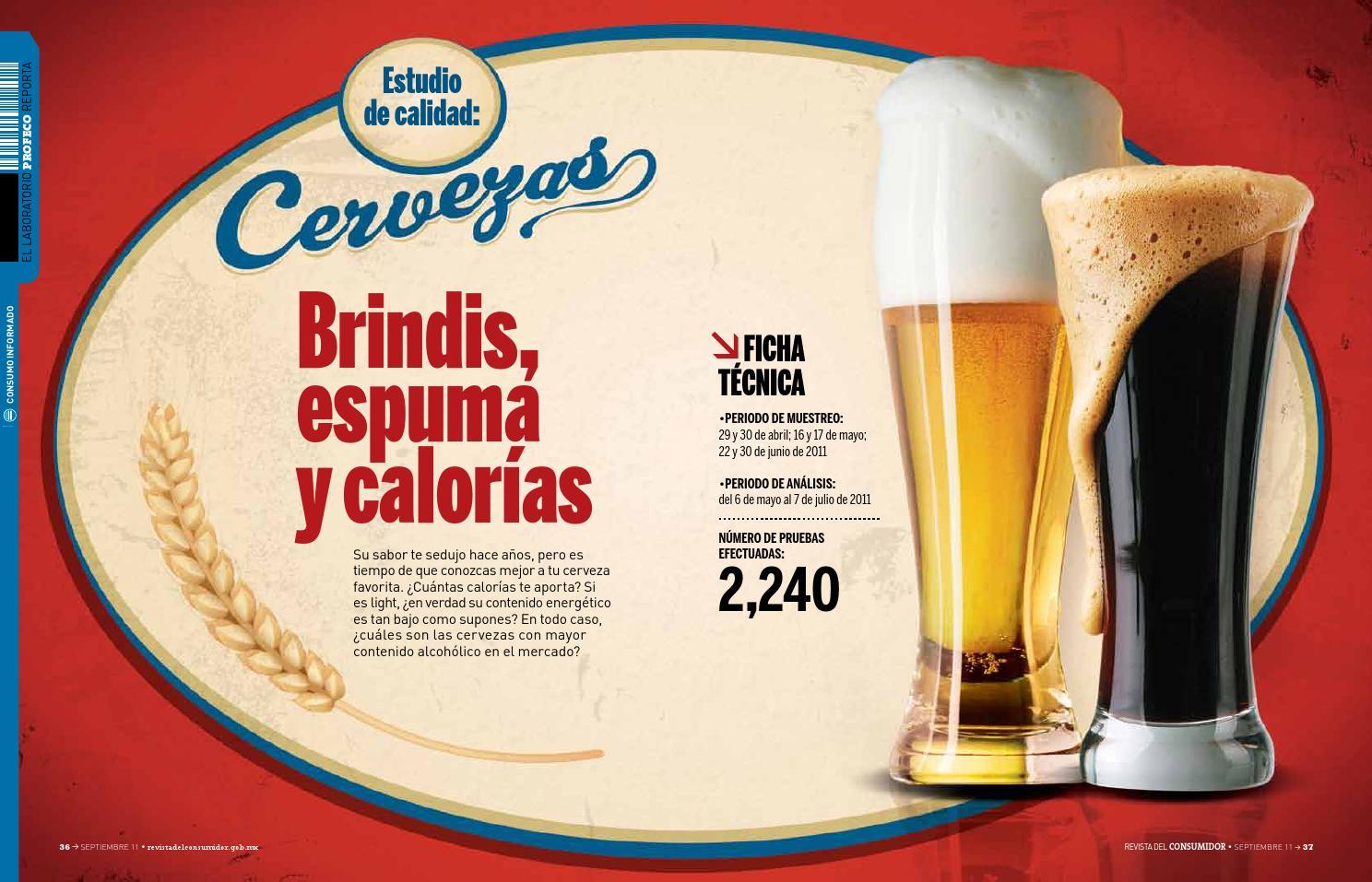 cuantas calorías tiene una cerveza corona light de 355 ml
