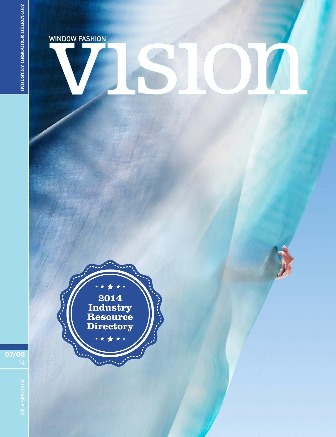 Window Fashion Vision July/Aug 2014 by Window Fashion Vision ...