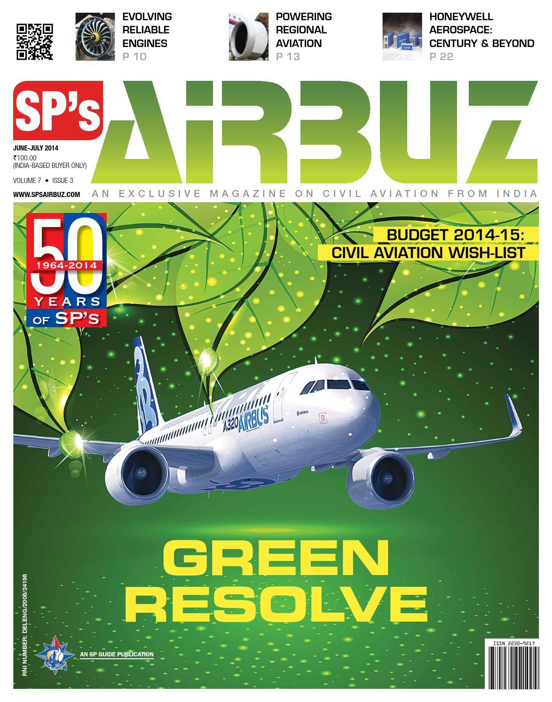 SP S AirBuz June July 2014 By SP Guide Publications Pvt Ltd