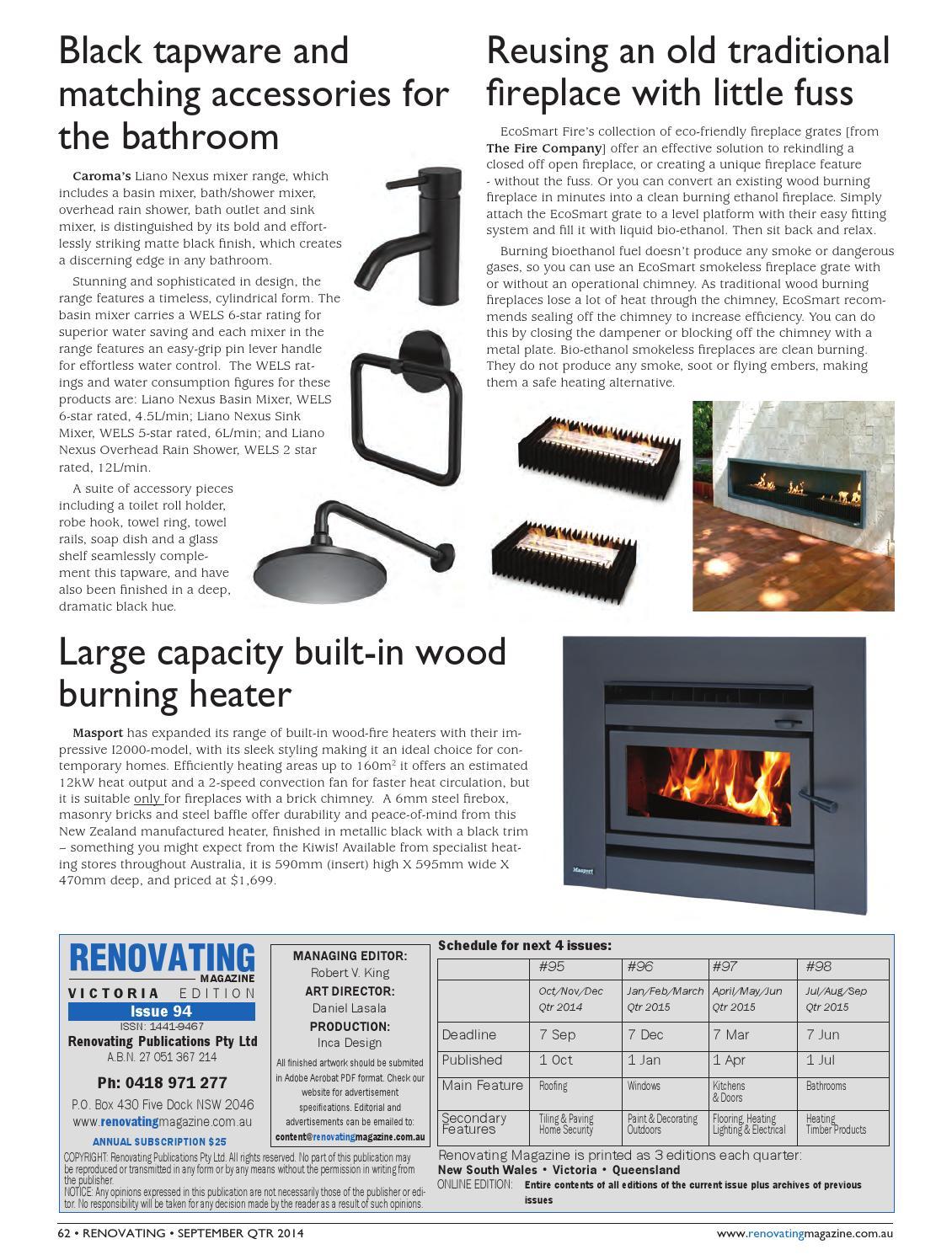 foto de Issue 94 Victoria Edition.pdf by RenovatingMagazine - issuu