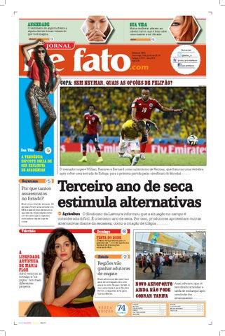 6ffc73cd8f Jornal de Fato by Jornal de Fato - issuu