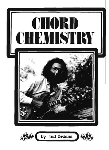 Chord Chemistry Ted Greene By Jeffcarias Issuu