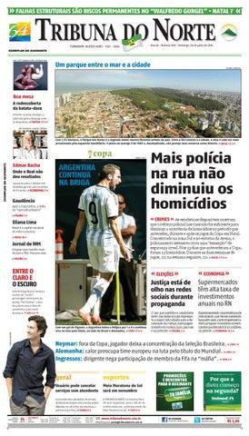 Tribuna do Norte - 06 07 2014 by Empresa Jornalística Tribuna do ... 9b53b323148c7