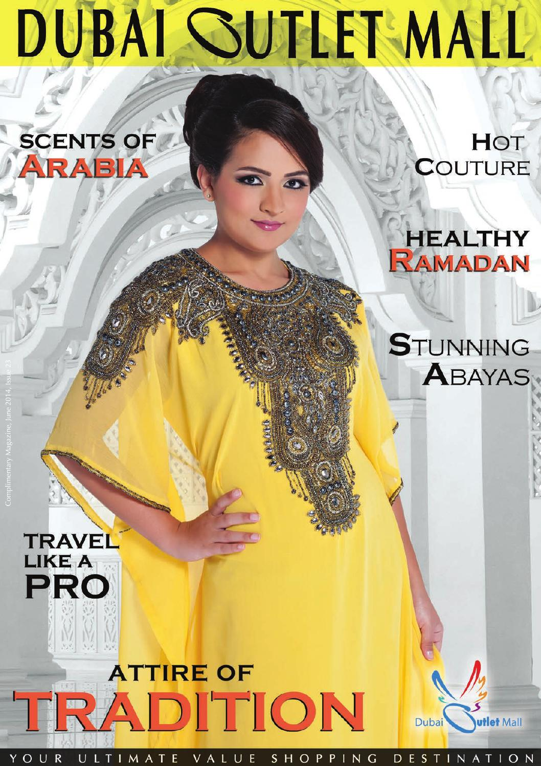 June 2014 Dubai Outlet Mall Magazine By Dubai Outlet Mall Issuu