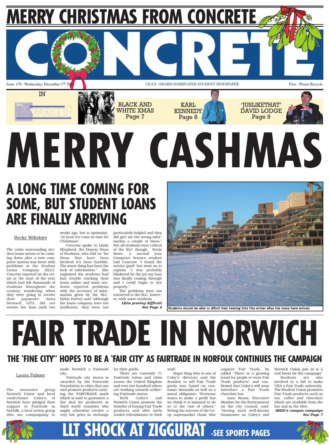 a965147459ce8 Concrete - Issue 170 by Concrete - UEA s official student newspaper ...