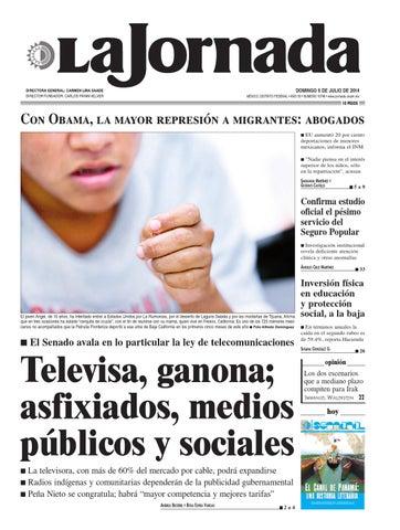 DOMINGO 6 DE JULIO DE 2014 MÉXICO 47e9ebadce5