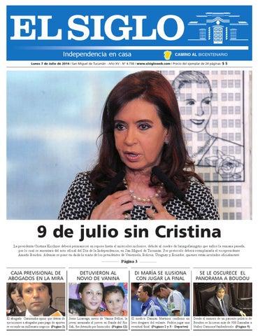 e3a4e179271 Diario El Siglo - Lunes 7 de Julio de 2014 by Luis Palacio - issuu
