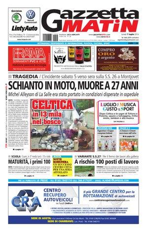 Gazzetta Matin del 07 luglio 2014 by Luca Mercanti - issuu e90899a61131