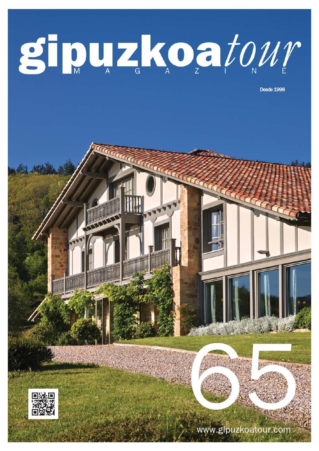 Gipuzkoatour 65 Magazine Issuu By Tour 3L5AR4j