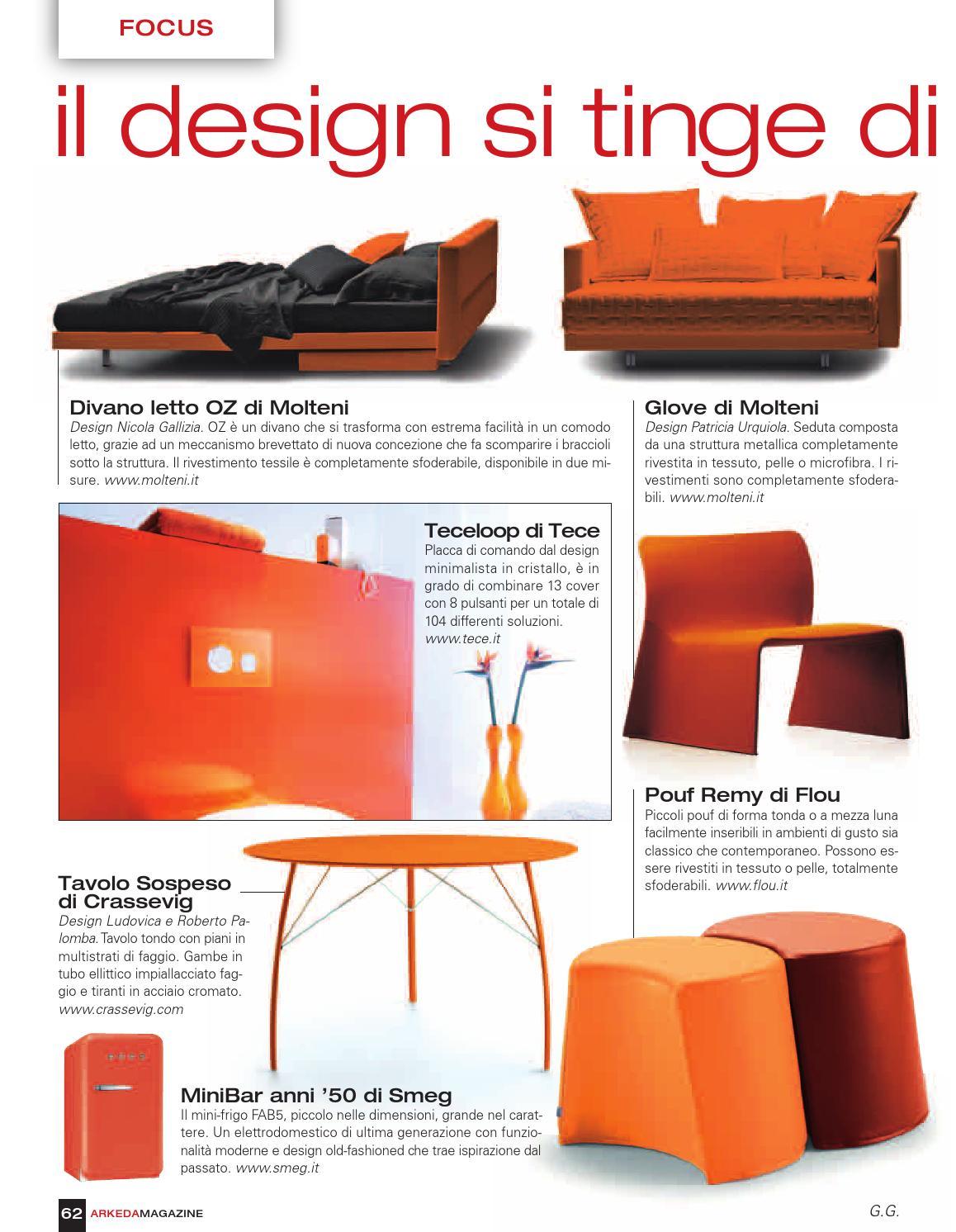 Frigo Smeg Anni 50 Piccolo arkedamagazine 02 by estensa - issuu