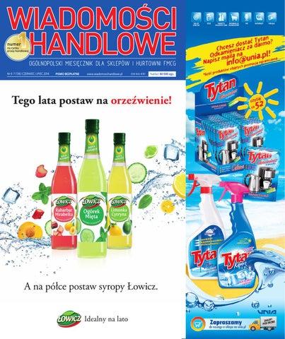 198e5ae969e41 Wiadomości Handlowe VI-VII 2014 by Wydawnictwo Gospodarcze - issuu