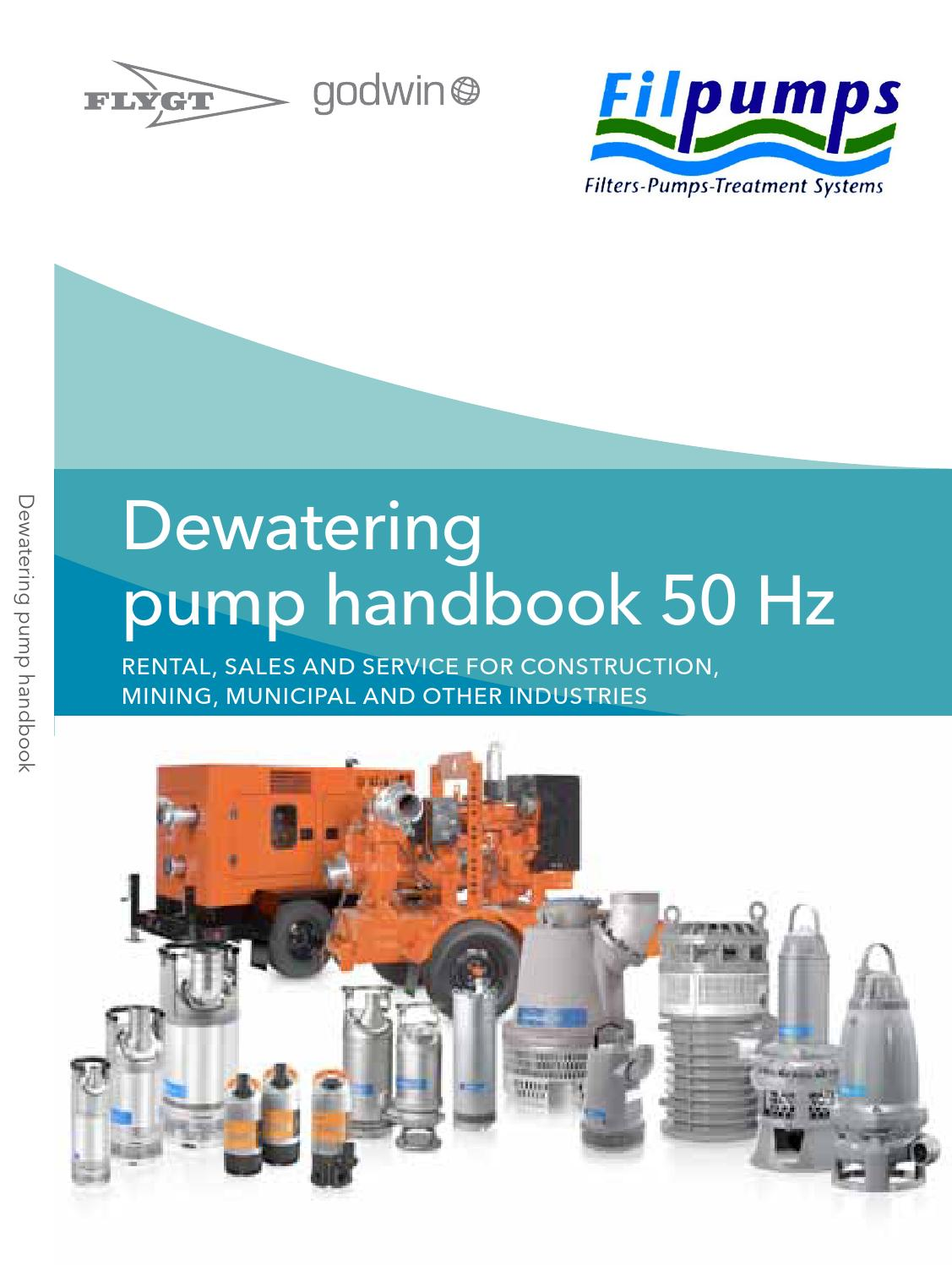 Fps dewatering handbook by Filpumps Ltd - issuu