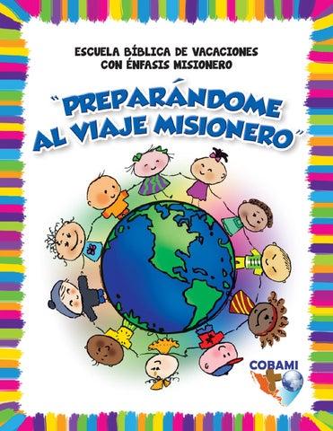 Material Escuela Biblica De Vacaciones By Amigua Issuu
