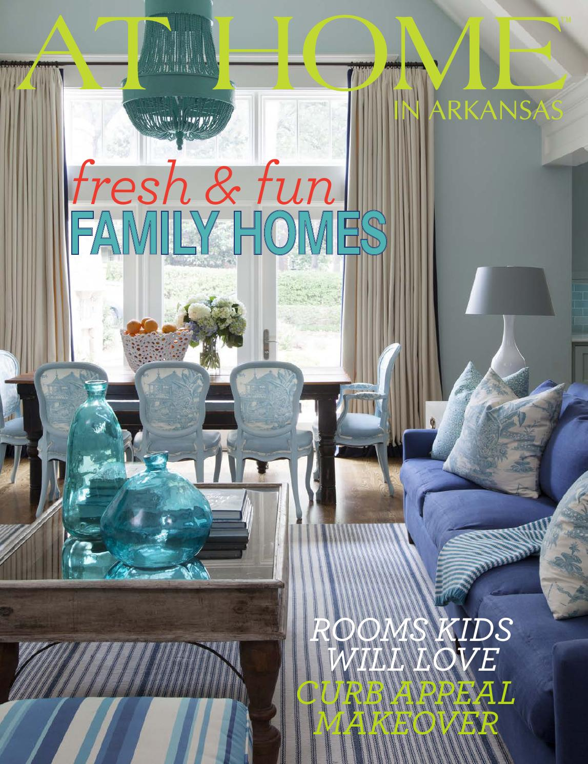 At Home In Arkansas, August 2014 By Network Communications Inc.   Issuu