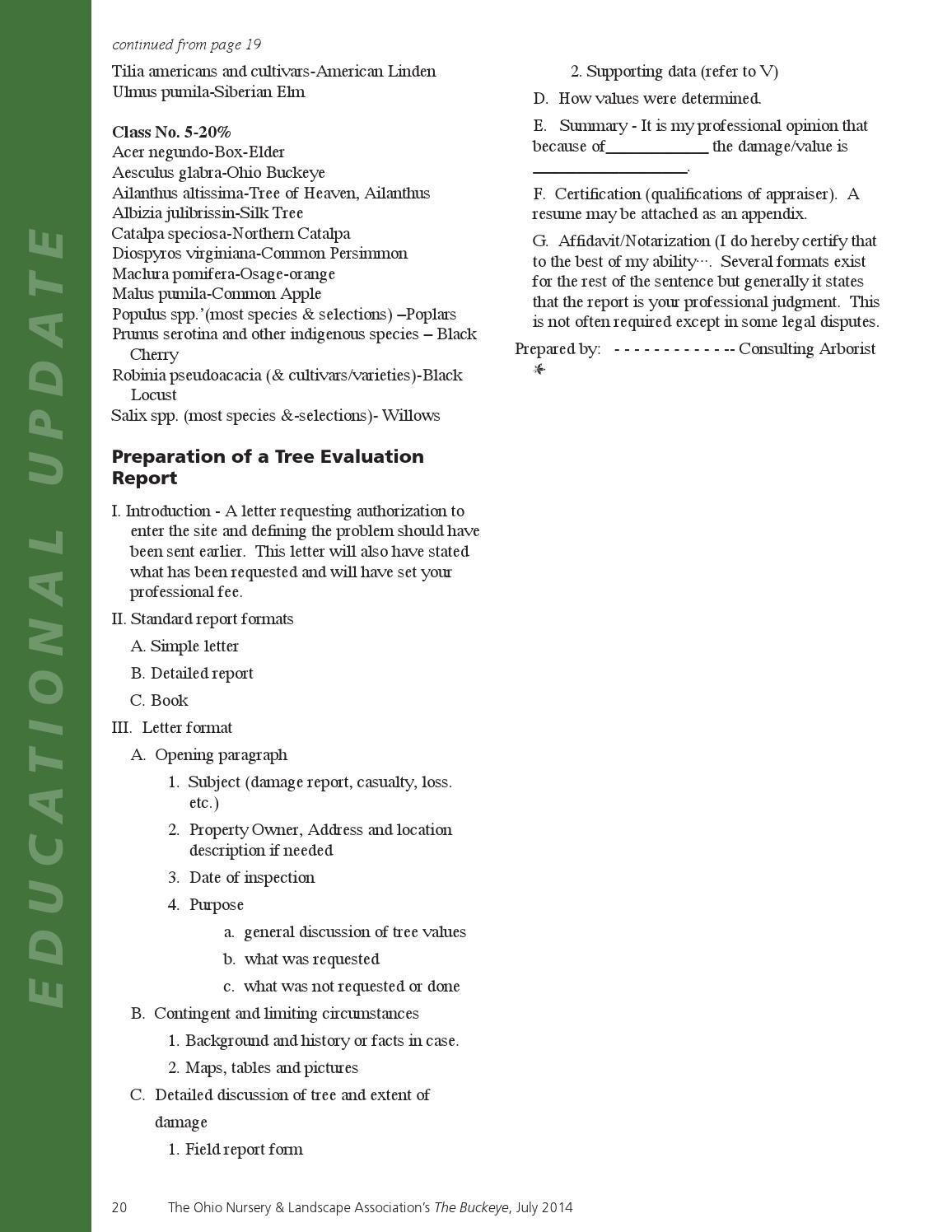 The Buckeye, July 2014 Volume 25, Issue 6 by ONLA - issuu
