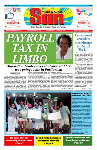 the latest ac85a 1c09a VOLUME 10 ISSUE 23 by The SUN Newspaper - issuu