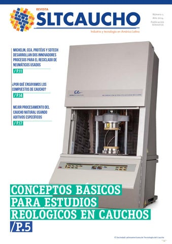 Revista SLTCaucho - Edición Nº1 by SLTC - issuu eac55b925b2d