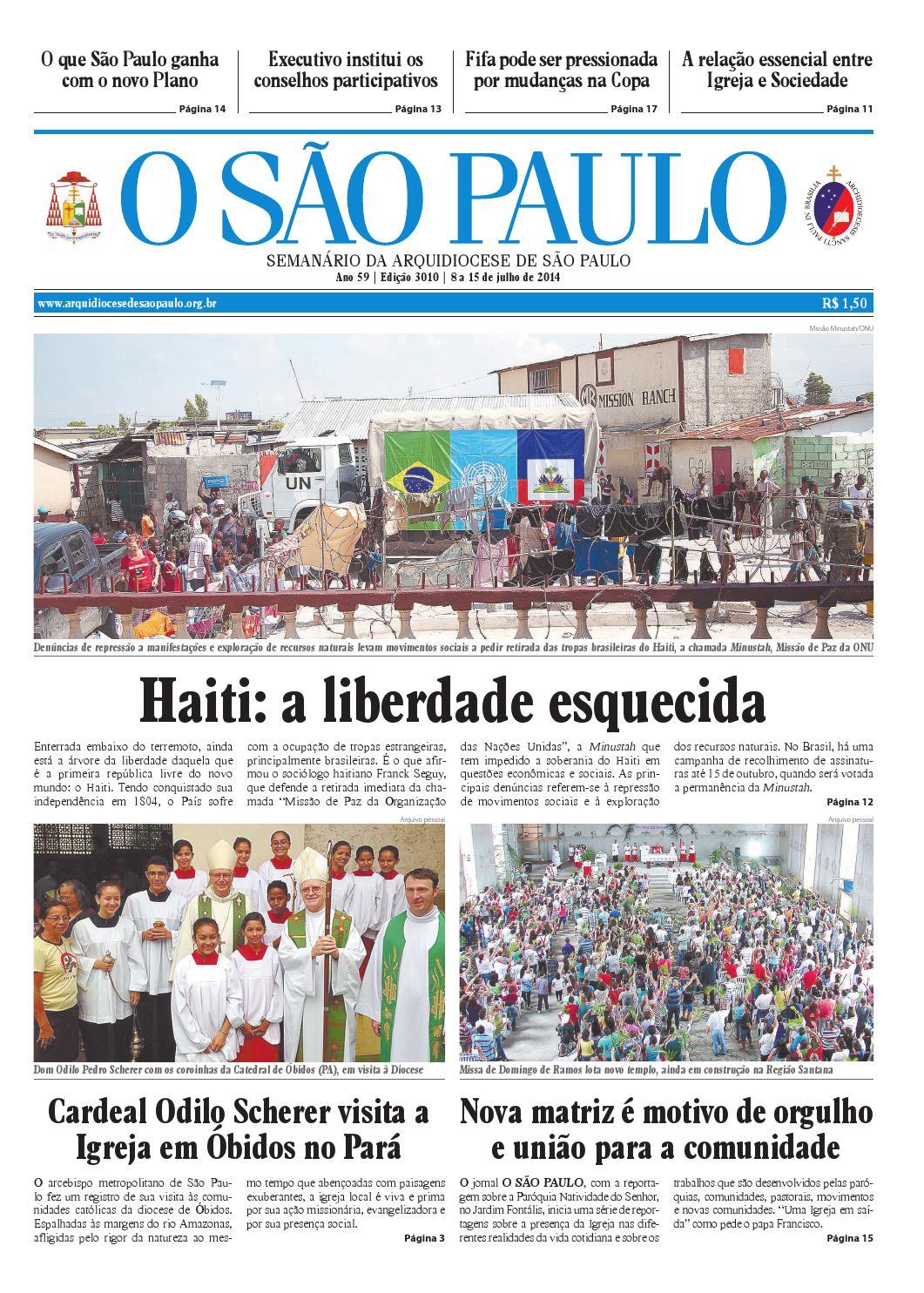 O SÃO PAULO - edição 3010 by jornal O SAO PAULO - issuu 7a8f0691eb