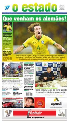 f68f0f7a6c99a Edição 22293 - 08 de julho de 2014 by Jornal O Estado (Ceará) - issuu