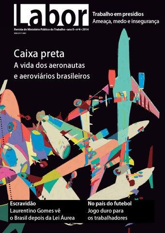 Labor - Caixa Preta  a vida dos aeronautas e aeroviários brasileiros ... 4687edc79d072