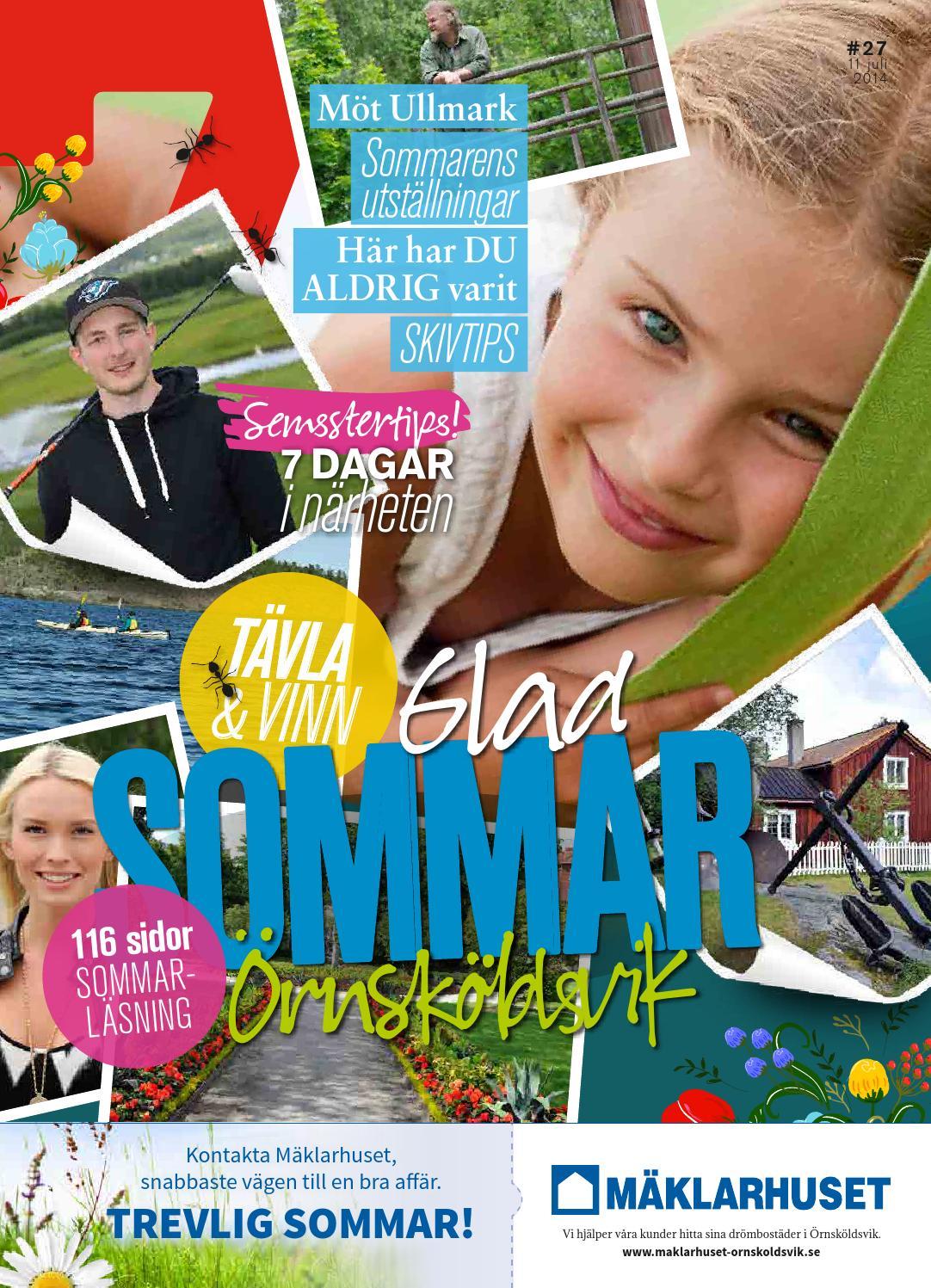 huge discount d5822 c24dc Tidningen7 nr27 2014 by 7an Mediapartner - issuu