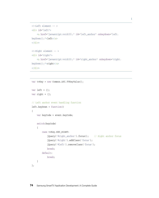 Wiley samsung smarttv application development 111882802x
