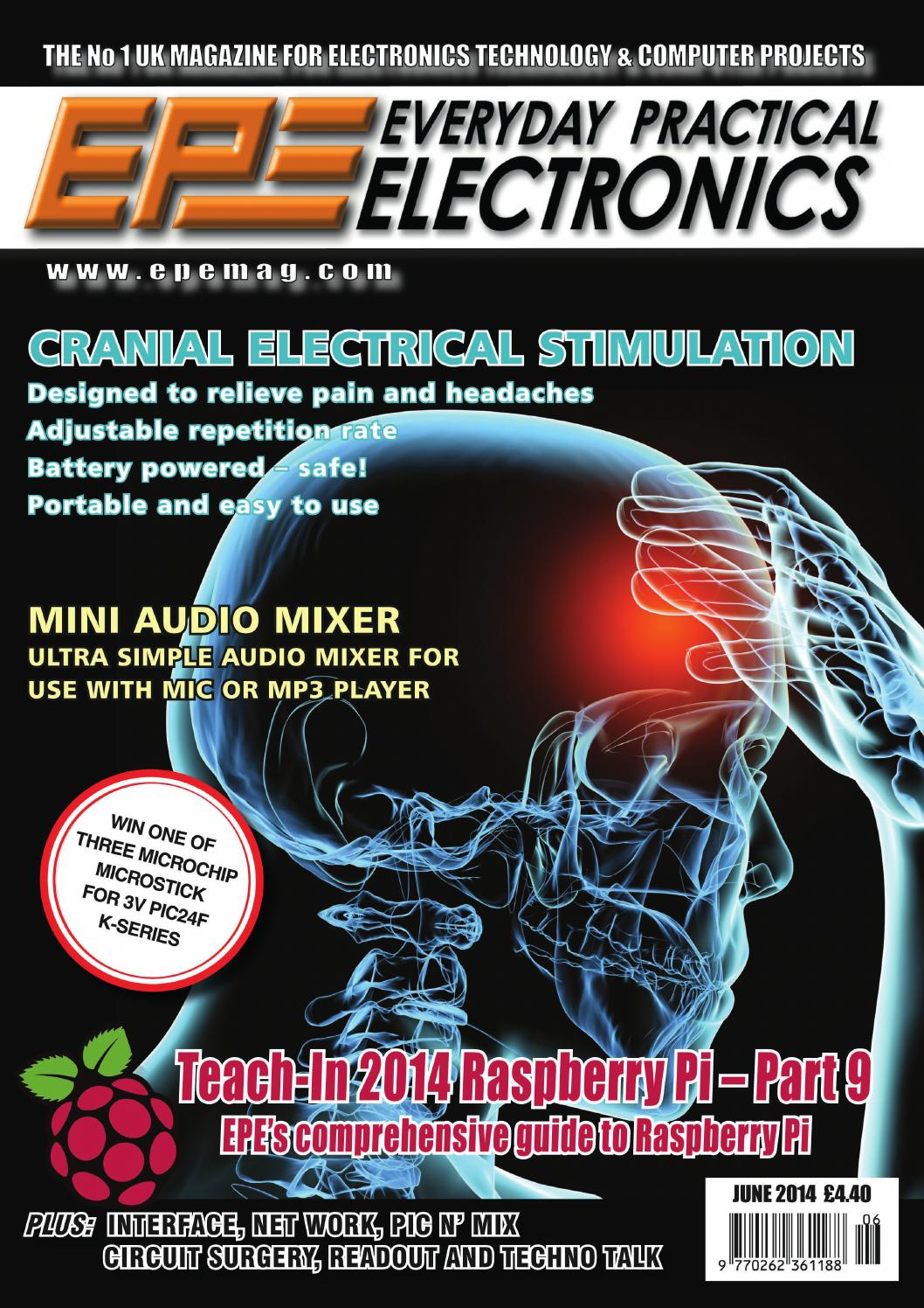 Everyday Practical Electronics 2014 06 By Yurgen Issuu Gate Tone Generator Ic 4011 Electronic Projects Circuits