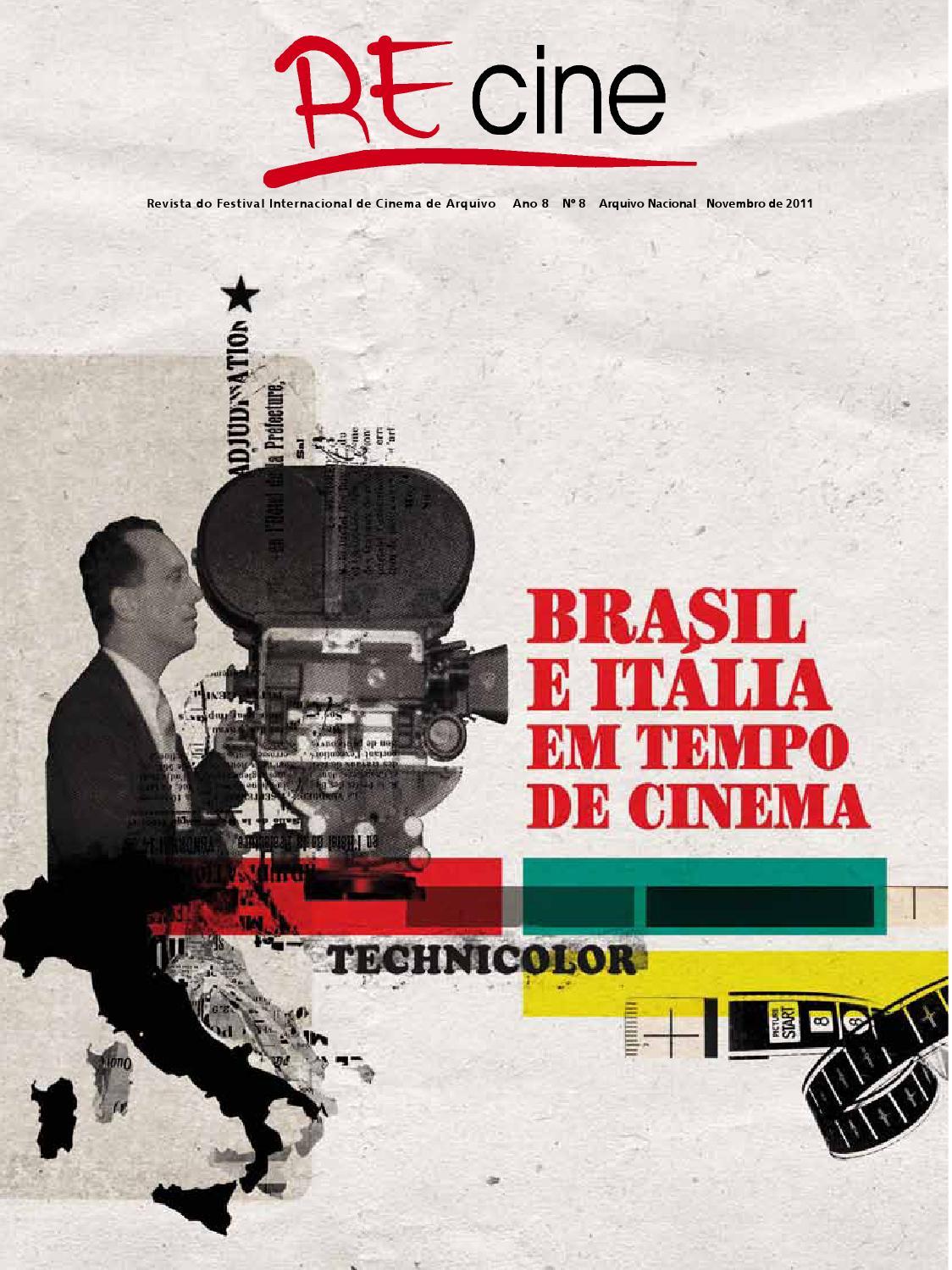 66d4b5c4709 Revista Recine nº 8 - 2011 by Revista Recine - issuu