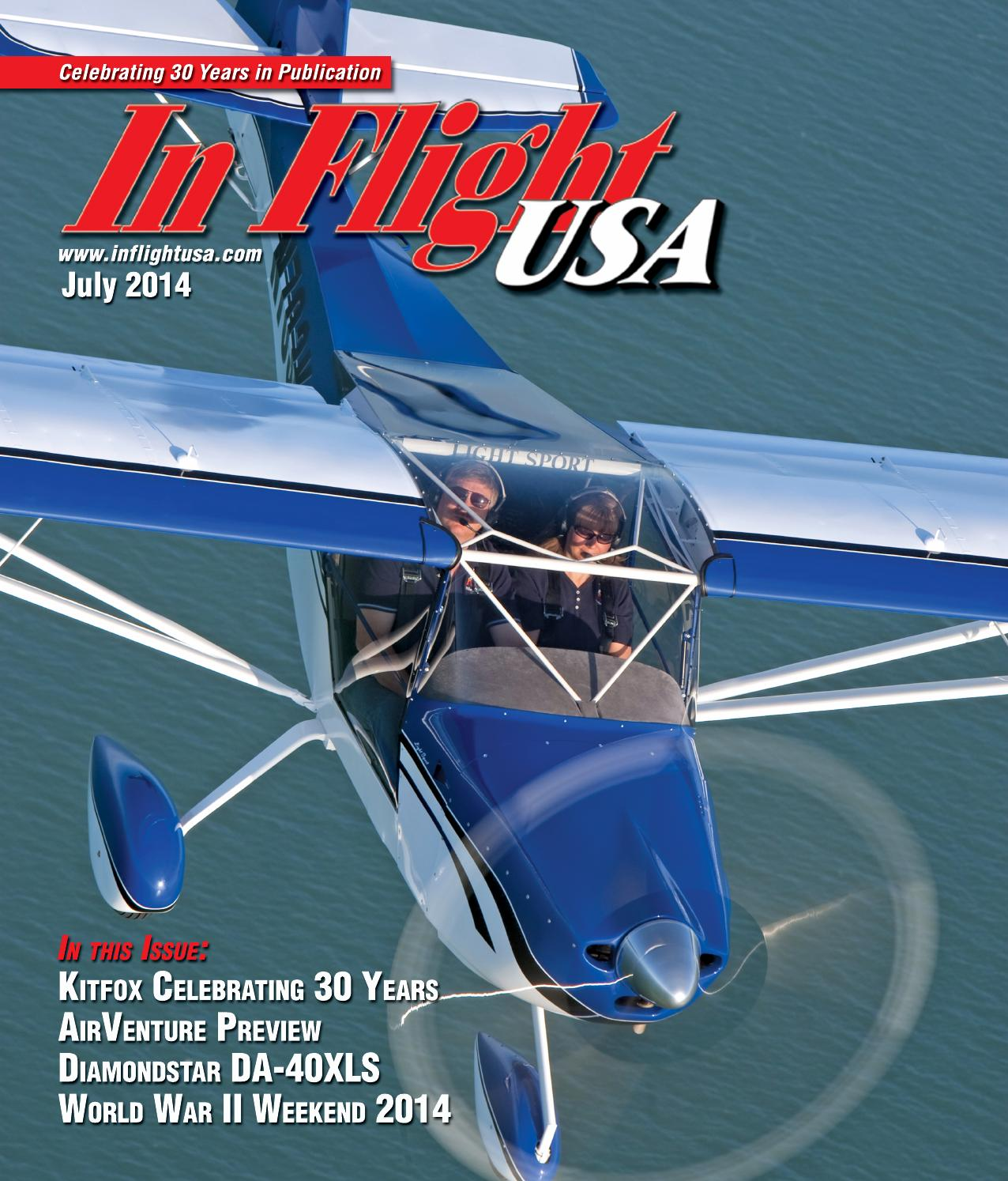 In Flight USA July 2014 by Anne Dobbins - issuu