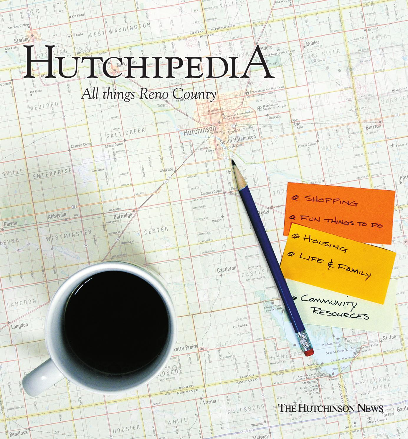 Hutchipedia 2010 By The Hutchinson News
