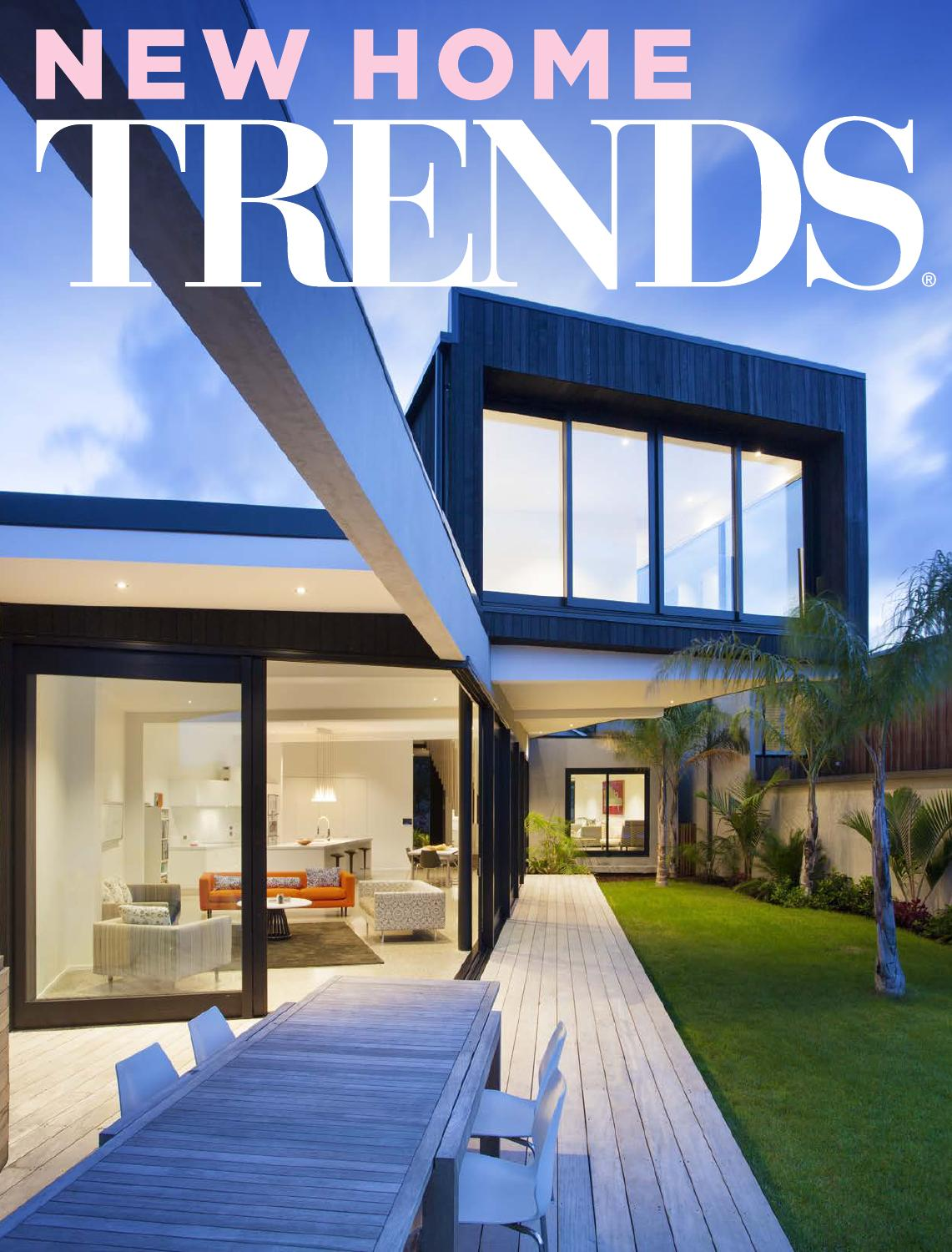 NEW HOME TRENDS New Zealand Vol 30/07 by trendsideas.com - issuu