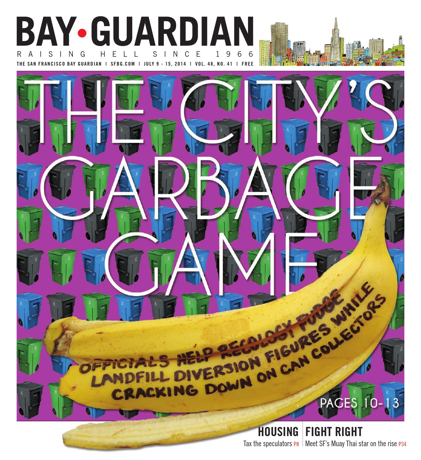 91f09231ddf San Francisco Bay Guardian by San Francisco Bay Guardian - issuu