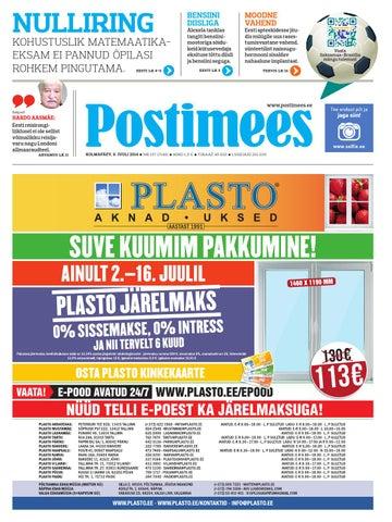 f55fe2efc4e Postimees 09 07 2014 by Postimees - issuu