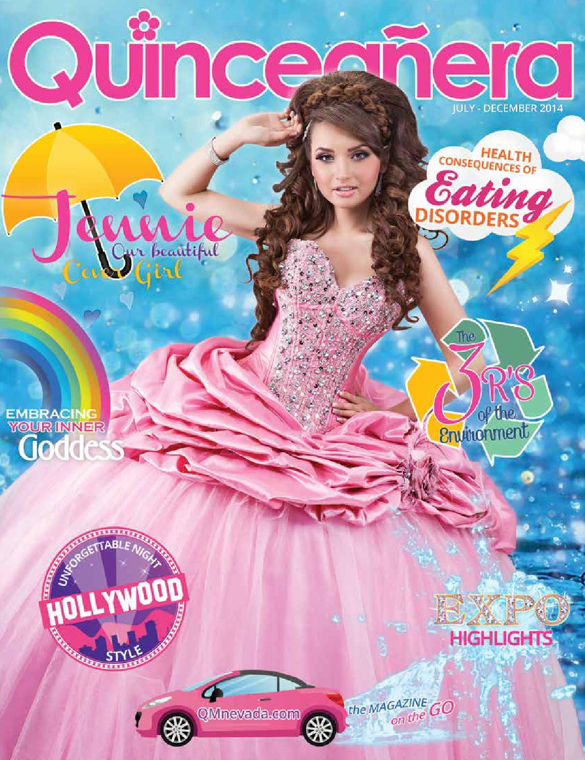 Quinceañera Magazine July - Dec 2014 by Quinceañera Magazine Nevada ...