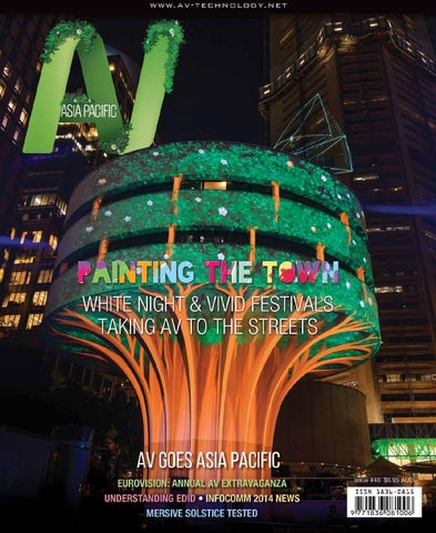 AV Issue 40 by Alchemedia Publishing - issuu 910867c9ad1