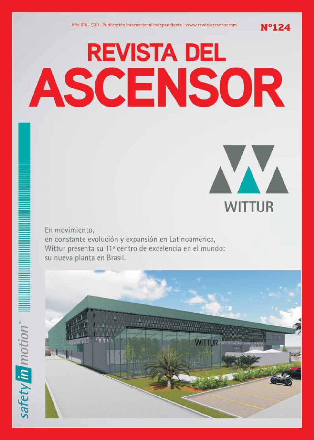 Revista del Ascensor N 124 by dimero dimero - issuu