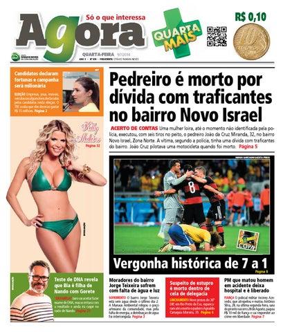 O Estado de SP em PDF - Sabado 07082010 by Carlos Silva - issuu f42bb50089ebd