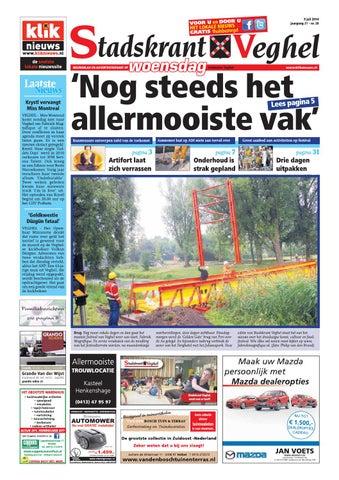 stadskrant veghel week 28 2014uitgeverij talvi - issuu