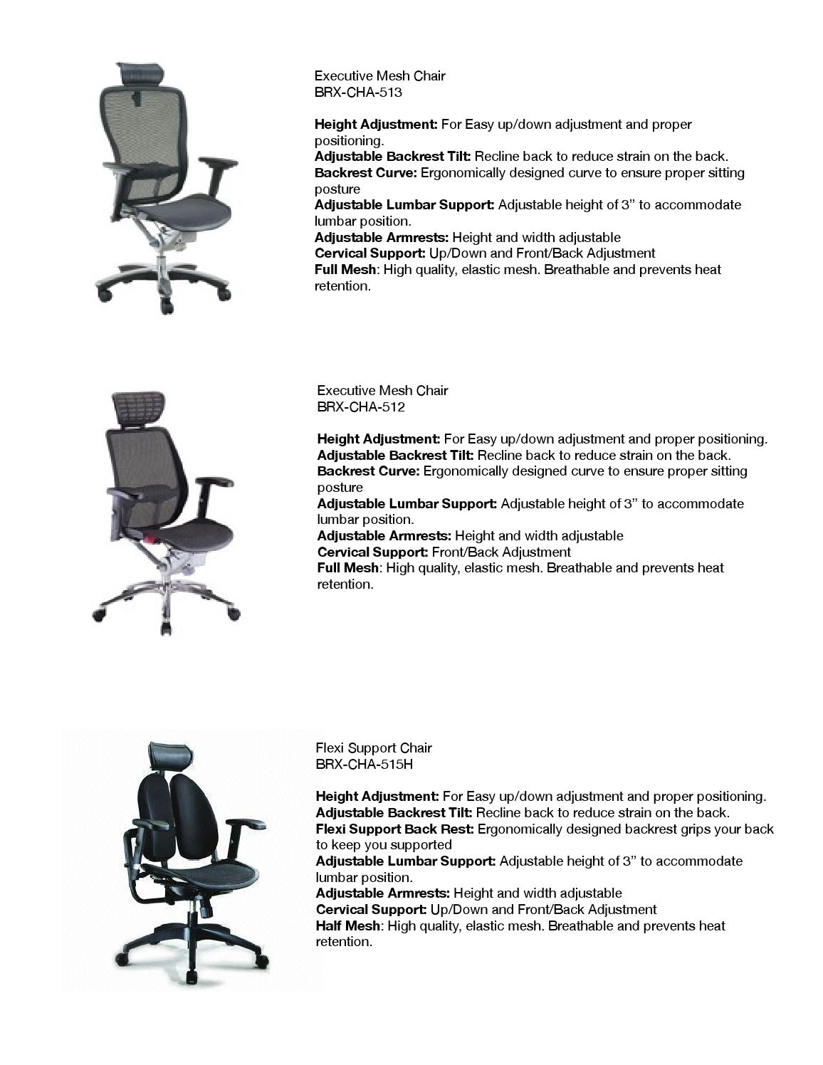 Best Ergonomic Chairs For Back Pain By BackRx   Issuu