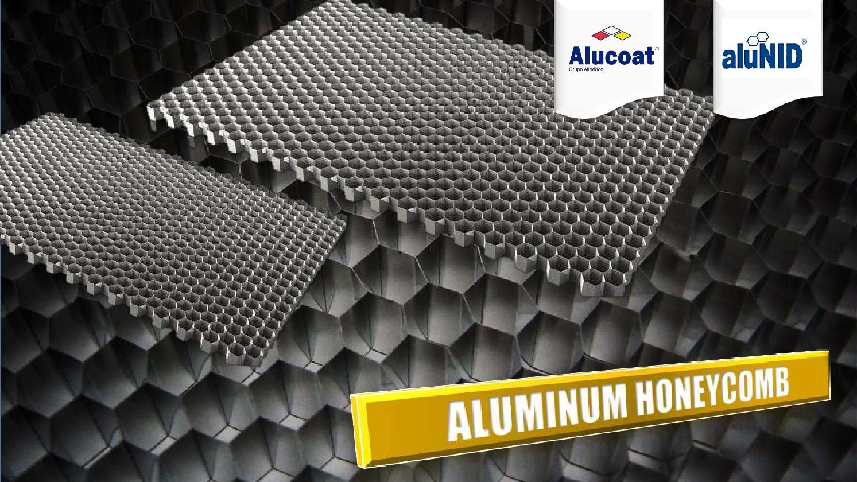 Core Aluminum Honeycomb Nido De Abeja De Aluminio By