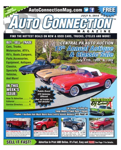 07 09 14 auto connection magazine by auto connection magazine issuu page 1 fandeluxe Images