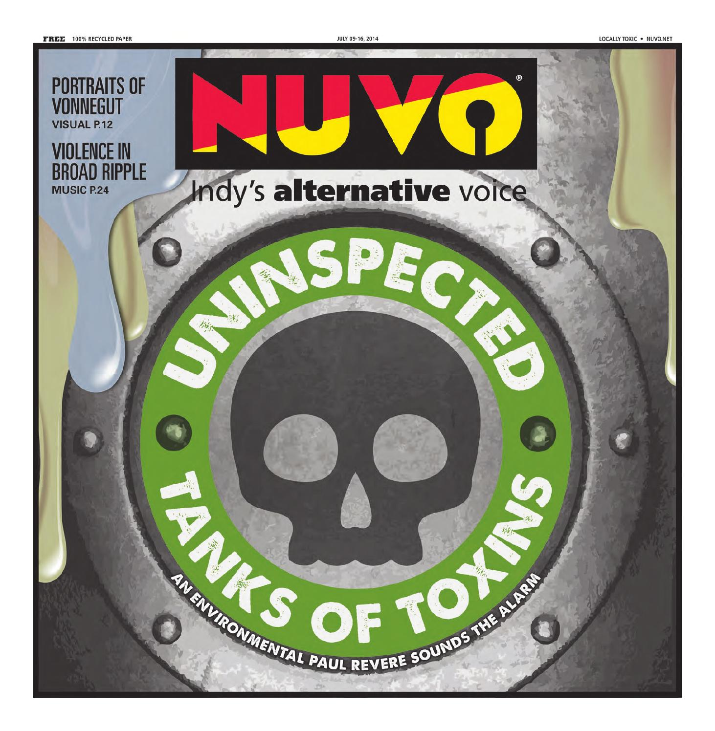 Nuvo Indy 39 S Alternative Voice July 9 2014 By Nuvo